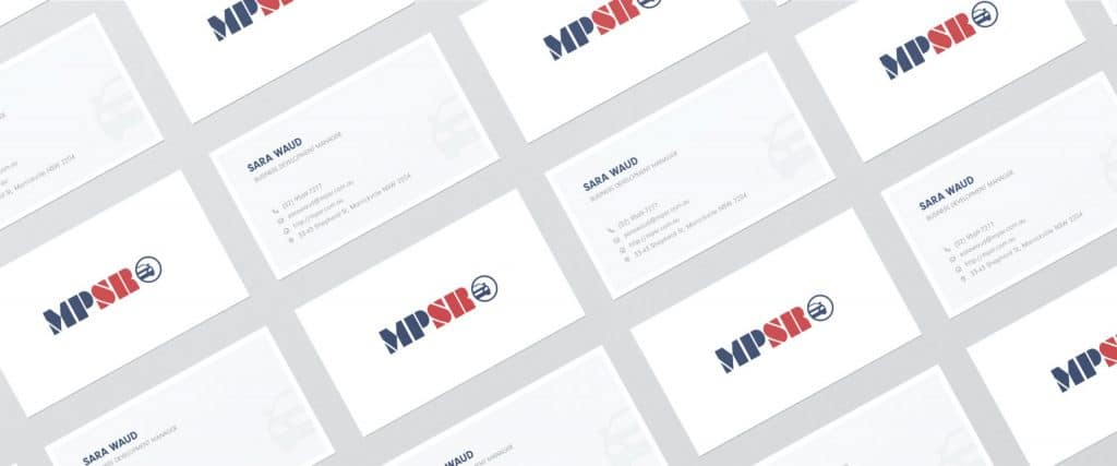 MPSR Branded for the corporate world